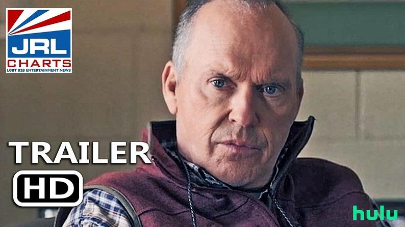 DOPESICK Official Trailer-hulu mini series-Michael Keaton-2021-08-06-JRL-CHARTS
