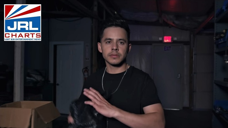 David Archuleta new look and sick dance moves in Movin music video-2021-08-19-JRL-CHARTS