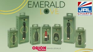 EMERALD LOVE – Powerful Sex Toys in a Luxurious Design-2021-08-24-JRL-CHARTS