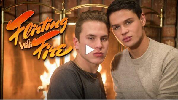 Helix Studios - Flirting With Fire DVD-gay-porn-trailer-2022-08-10-JRL-CHARTS