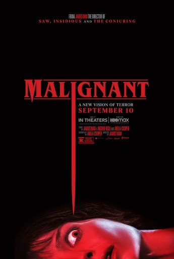 MALIGNANT – Official Poster-Warner Bros Pictures 2021