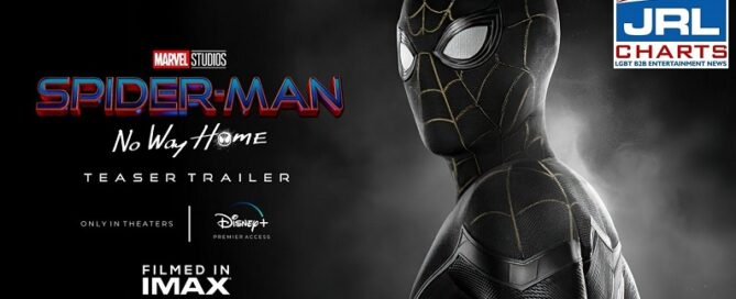 Marvel -SPIDER-MAN NO WAY HOME Official Trailer-2021-JRL-CHARTS Movie Trailers