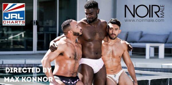 Max Konnor-Start of the Summer-Dillon Diaz, Zeno Ray and Devin Trez-Noir Male