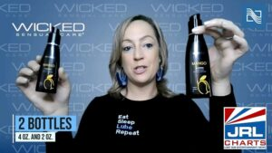 Nalpac-water-based-lubricants-Wicked Flavors-Cassie-Pendleton-2021-08-13-JRL-CHARTS