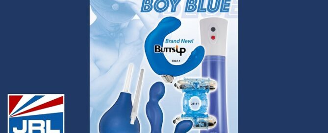 Nasstoys kicks off Anal August with its Butts Up Collection-2021-08-01-JRL-CHARTS