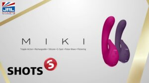 SHOTS America unveil VIVE035 Miki Product Commercial-2021-08-30-JRL-CHARTS
