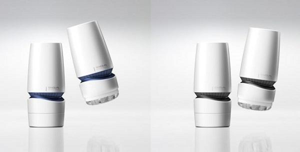 TENGA Aero Silver Ring-TENGA Aero Cobalt Ring by Freedom Novelties