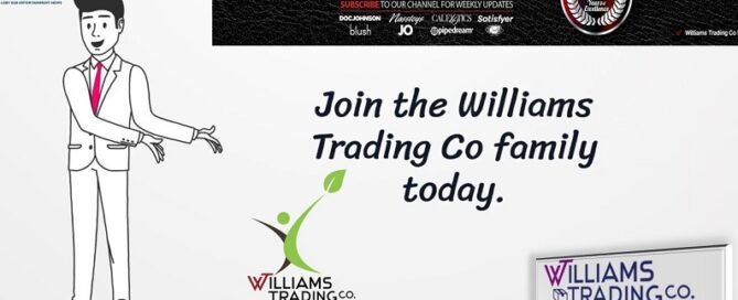 Williams Trading Co-Adult Novelty Wholesale Distributor Services-Join our Family-Commercial