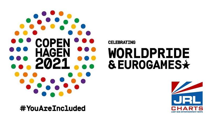 World PRIDE August 12-22 Kicked Off in Copenhagen-2021-08-18-JRL-CHARTS
