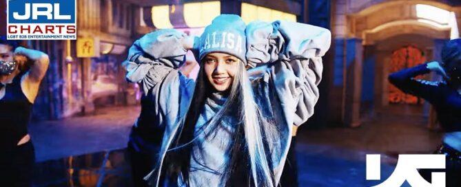 BLACKPINK Member LISA Debuts with 72 Million Views with 'LALISA' MV-2021-09-10-JRL-CHARTS