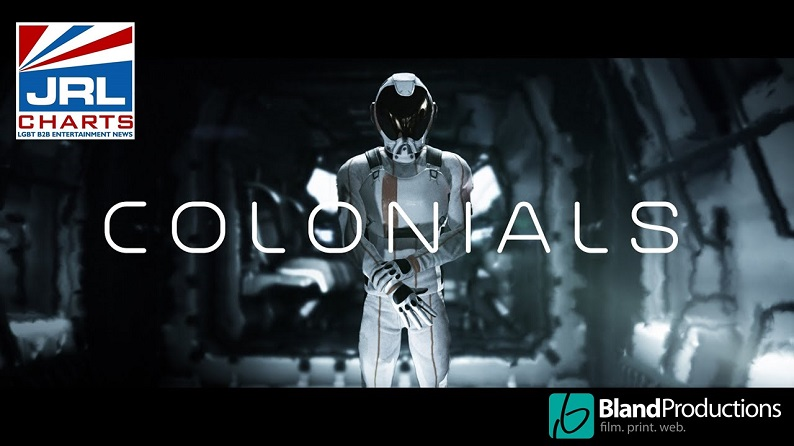 Bland Productions-COLONIALS Sci-Fi Movie Trailer-2021-09-17-JRL-CHARTS-new movie trailers