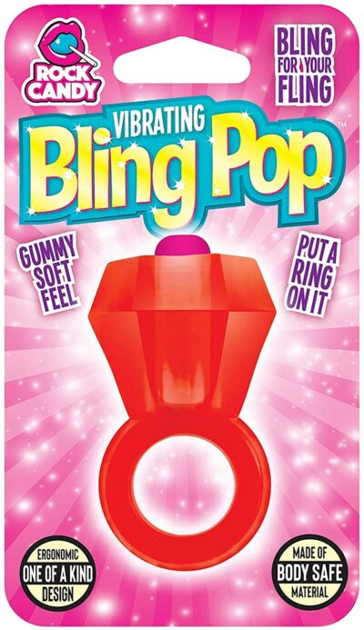 Bling Pop™️ C-Ring-Packaging-Rock Candy Toys