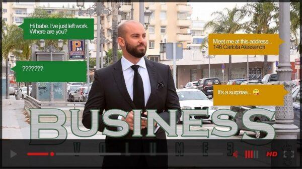 Business Volume 3 DVD-official trailer-MenAtPlay-2021-09-15