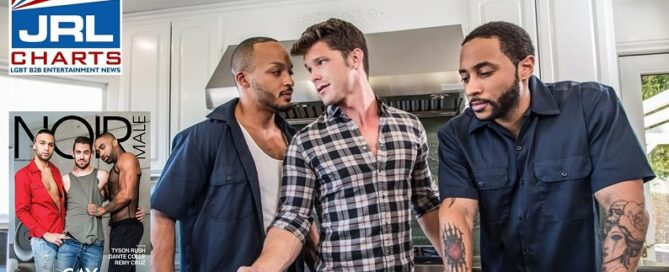 Chi Chi LaRue' Gay Threesomes (2021) Now Available On Demand & DVD-JRL-CHARTS