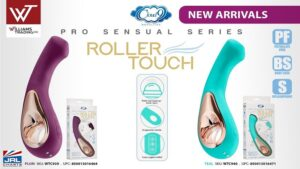 Cloud 9 Novelties Expands-Sex-Toy-Line-Pro Sensual Series-Williams-Trading-Co-2021-JRL-CHARTS