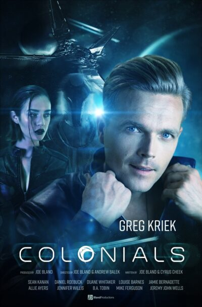 Colonials -Official Poster-Bland Productions-2021