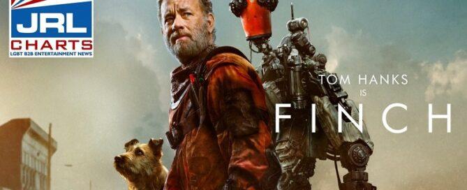 FINCH Trailer (2022) Tom Hanks in Sci-Fi Apocalyptic Film-2021-09-20-JRL-CHARTS