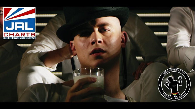 Ferdinand - Party Monsters Music Video-Debuts at #1 on LGBTQ Music Chart UK