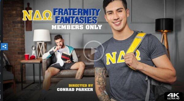 Fraternity Fantasies Members Only (2021) Chris Damned, Kian Kane-trailer