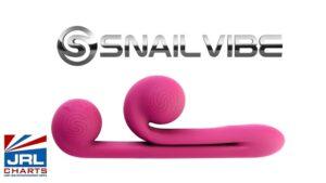 Freedom Novelties-Snail Vibe-TOP U.S. Distributors-2021-09-27-JRL-CHARTS