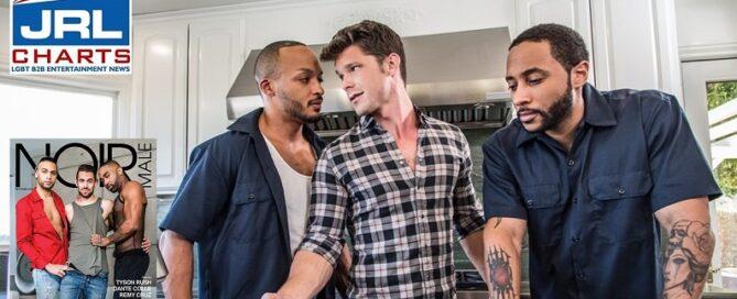 Gay Threesomes DVD-On Demand-DVD-2021-09-22-JRL-CHARTS