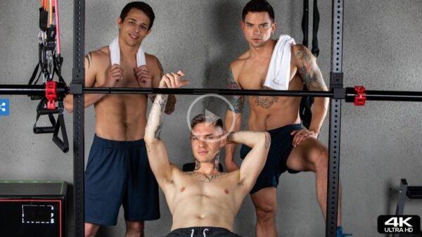 Gym Sluts NSFW Trailer-Next Door Studios