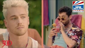 JORDY-If He's In Your Bed Music Video-2021-09-24-JRL-CHARTS-gay-music-news