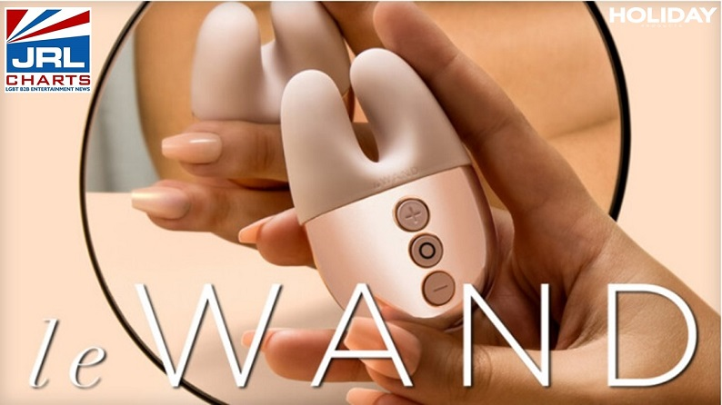 Le Wand's Double Vibe Now Shipping at Holiday Products-2021-09-17-sex-toys-JRL-CHARTS