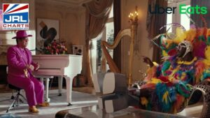 Lil Nas X and Elton John - Uber Eats Commercials go viral-2021-09-21-JRL-CHARTS