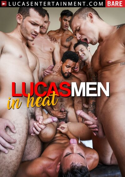 Lucas Men In Heat-DVD-Lucas-Entertainment-2021-09-16-JRL-CHARTS