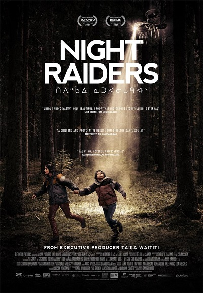 Night Raiders-Official Poster-Elevation Pictures-2021