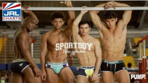 PUMP UnderwearSPORTBOY New Collection Commercials-2021-09-06-JRL-CHARTS-LGBT News