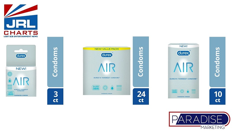 Paradise Marketing-DUREX AIR Condoms Collection-2021-09-20-JRL-CHARTS