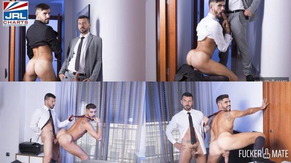 Salvatore Exposito x Valentin Amour-Desk On Fire-Fucker-Mate-2021-09-11-JRL-CHARTS