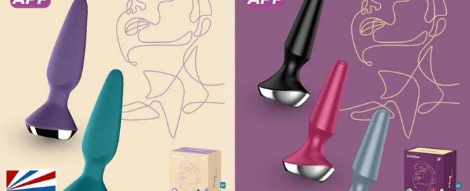 Satisfyer-Plug-ilicious Anal Plugs-2021-09-20-JRL-CHARTS-Sex toy Reviews