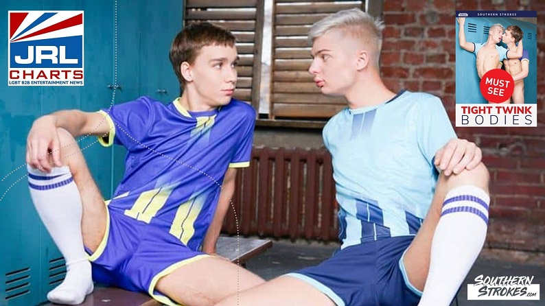 Southern Strokes - Tight Twink Bodies DVD-Pulse-Distribution-2021-09-08-JRL-CHARTS