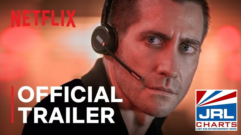 The Guilty Official Trailer-Jake Gyllenhaal-2021-09-07-JRL-CHARTS-Movie-Trailers