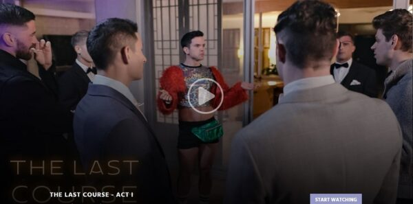 The last Course-Act 1 Official Trailer-Disruptive Films