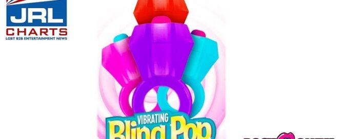 Vibrating Bling Pop by Rock Candy Toys Scores JRL CHARTS Spotlight Pick