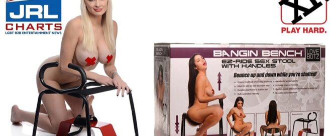 XR Brands Debuts Lovebotz 'Bangin Bench EZ-Ride' for Sexy & Stable Grinding-2021-09-13-JRL-CHARTS