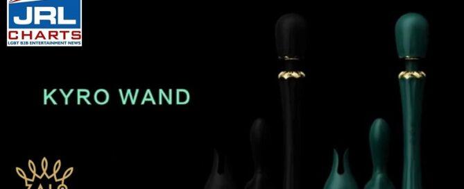 ZALO USA KYRO Wand Massager Commercial-sex-toys-2021-09-16-JRL-CHARTS