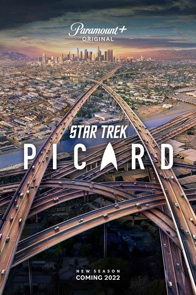 star-trek-picard-season-2-official-poster-Paramount Plus Original