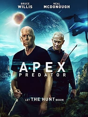 APEX Predator-Let the Hunt Begin-2021 DVD