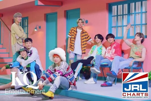 ATEEZ Colorful 'Eternal Sunshine' MV debuts with 6.1M Views-2021-10-04-JRL-CHARTS