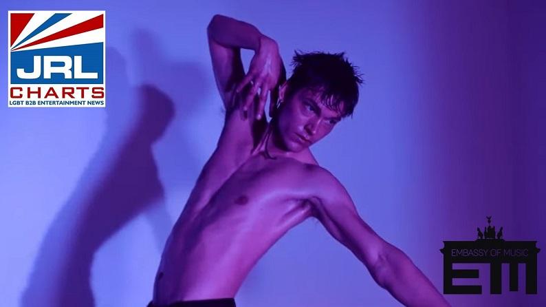 Asbjørn-Be Human (Official Music Video)-JRL-CHARTS Gay Music News