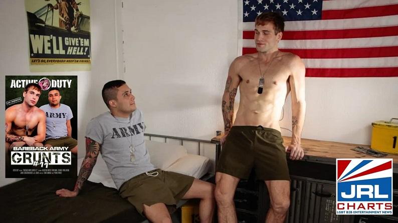 Bareback Army Grunts 11 DVD from Active Duty-Pulse-2021-10-15-JRL-CHARTS