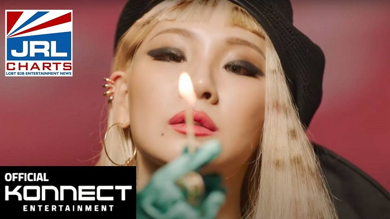 CL new-Lover Like Me-Music video Debuts with 16 Million Views-KONNECT-2021-10-08-JRL-CHARTS