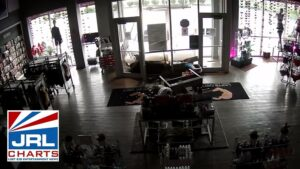 Caught on Video - Driver Crashes Vehicle into Lion's Den in Indianapolis-JRL-CHARTS