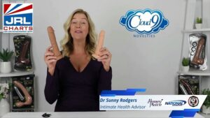 Cloud 9 Novelties Pro Sensual Silicone Strap On with Dr. Sunny Rodgers-2021-10-23-JRL-CHARTS