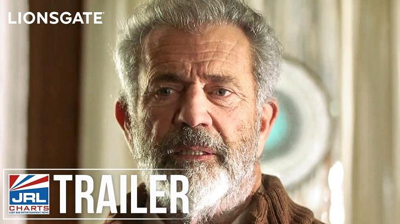 Dangerous (2021) Mel Gibson, Scott Eastwood -Tyrese Gibson-Lionsgate-2021-JRL-CHARTS